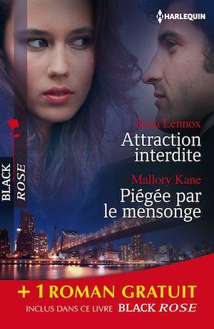Téléchargez le livre :  Attraction interdite - Piégée par le mensonge - Trompeuses apparences