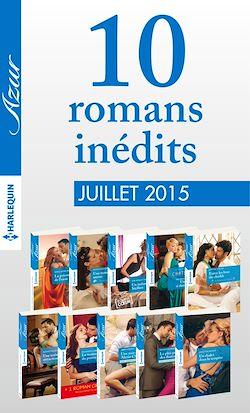 10 romans inédits Azur (nº 3605 à 3614 - juillet 2015)