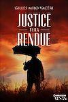 Télécharger le livre :  Justice sera rendue