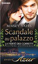 Télécharger le livre : Scandale au palazzo