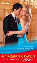Télécharger le livre : Orageuses fiançailles - Piège pour un play-boy
