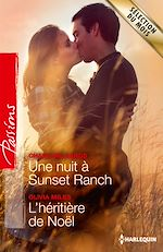 Une nuit à Sunset Ranch - L'héritière de Noël