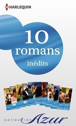 10 romans Azur inédits (nº3435 à 3444 - février 2014)