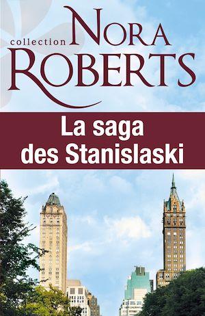 Image de couverture (La saga des Stanislaski : l'intégrale)