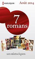 Télécharger le livre : 7 romans Les Historiques (nº635 à 641 - août 2014)