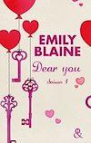 Dear You (actes 1 à 3) | Blaine, Emily