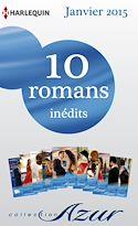 Télécharger le livre : 10 romans Azur inédits (nº 3545 à 3554 - janvier 2015)