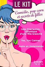 Téléchargez le livre :  Spécial comédie - 3 romans