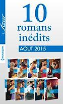 Télécharger le livre : 10 romans inédits Azur (nº3615 à 3624 - août 2015)