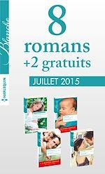 Télécharger cet ebook : 8 romans Blanche + 2 gratuits (nº1226 à 1229 - juillet 2015)