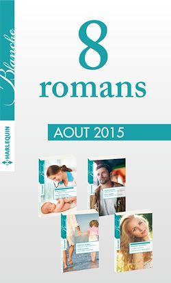 8 romans Blanche (nº1230 à 1233 - août 2015)