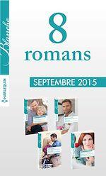 8 romans Blanche (nº1234 à 1237 - Septembre 2015)