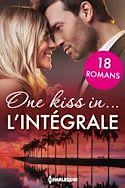 Télécharger le livre : One kiss in... : l'intégrale - 18 romances autour du monde