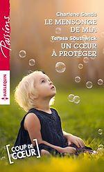 Télécharger le livre : Le mensonge de Mia - Un coeur à protéger