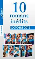 Télécharger le livre : 10 romans inédits Azur (nº3635 à 3644-Octobre 2015)