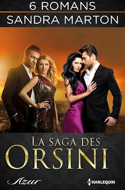 La saga des Orsini : l'intégrale