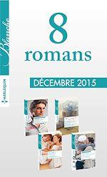 Télécharger le livre : 8 romans Blanche (nº1246 à 1249 - décembre 2015)