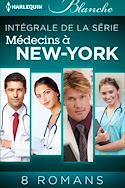 """Télécharger le livre : Série """"Médecins à New York"""" : l'intégrale"""