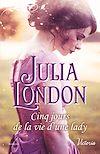 Télécharger le livre :  Cinq jours de la vie d'une lady