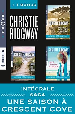 """Intégrale Sagas """"Une saison à Crescent Cove"""""""
