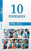 10 romans Azur (nº3695 à 3704 - Avril 2016)