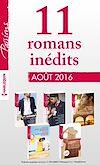 11 romans Passions (nº610 à 614 - Août 2016)