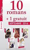 10 romans Passions + 1 gratuit (nº615 à 619 - Septembre 2016)