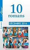 10 romans Azur (nº3775 à 3784 - Décembre 2016)