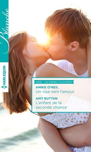 Téléchargez le livre :  Un visa vers l'amour - L'enfant de la seconde chance
