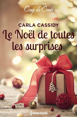 En attendant Noël (Coup de coeur 2016) de Carla Cassidy, Cathy McDavid et Marin Thomas 9782280365482_w300