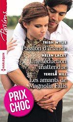 Télécharger le livre : Passion d'Irlande - Une séduction inattendue - Les amants de Magnolia Falls