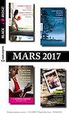 8 romans Black Rose + 1 gratuit (nº421 à 424 - Mars 2017)