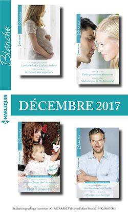 8 romans Blanche (n°1342 à 1345 - Décembre 2017)