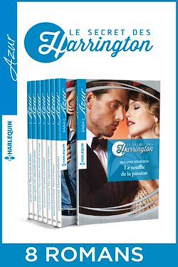 """Intégrale """"Le secret des Harrington"""""""