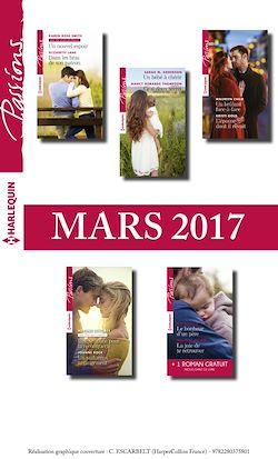 10 romans Passions + 1 gratuit (nº645 à 649 - Mars 2017)