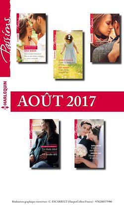 11 romans Passions (nº670 à 674 - Aout 2017)