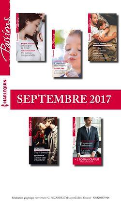 10 romans Passions + 1 gratuit (nº675 à nº679 - Septembre 2017))