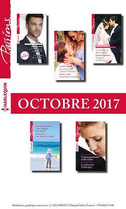 10 romans Passions (nº680 à 684 - Octobre 2017)