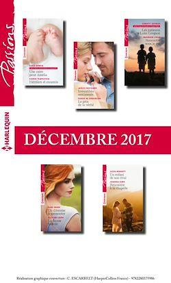 10 romans Passions (nº690 à 694 - Décembre 2017)