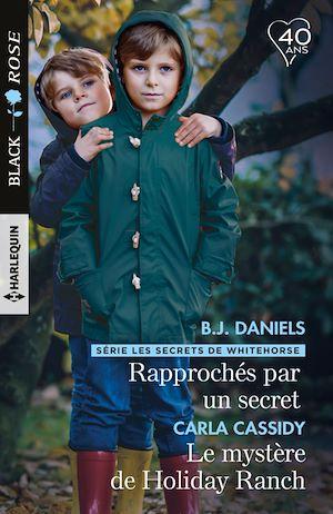 Téléchargez le livre :  Rapprochés par un secret - Le mystère de Holiday Ranch