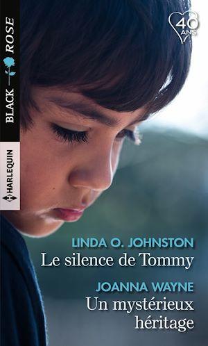 Téléchargez le livre :  Le silence de Tommy - Un mystérieux héritage