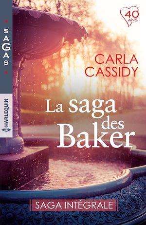 Téléchargez le livre :  La saga des Baker