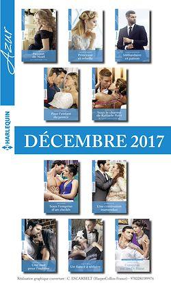 10 romans Azur (nº3895 à 3904 - Décembre 2017)