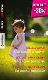 Télécharger le livre :  Une famille à sauver - Dangereuse promesse - Un amour incognito