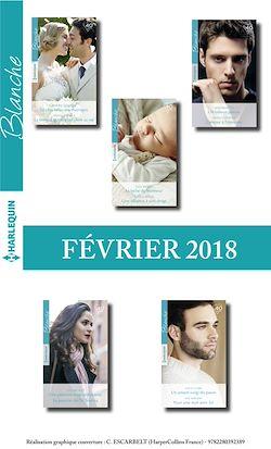 10 romans Blanche (n°1351 à 1355 - Février 2018)
