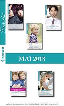 10 romans Blanche + 1 gratuit (nº1366 à 1370 - Mai 2018)