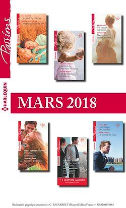 12 romans Passions + 1 gratuit (nº707 à 712 - Mars 2018)