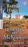 """Télécharger le livre :  Intégrale """"Le destin des McKinnon"""""""