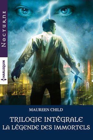 Téléchargez le livre :  La légende des Immortels : la trilogie intégrale