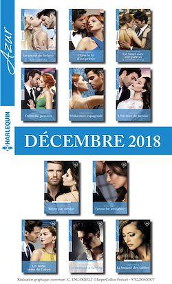 11 romans Azur (Nº4026 à 4036 - Décembre 2018)